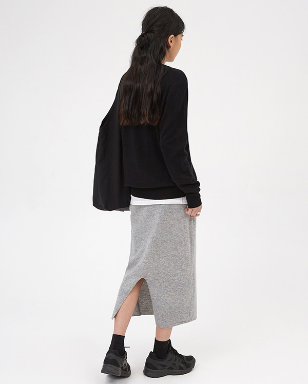 daily line wool skirts