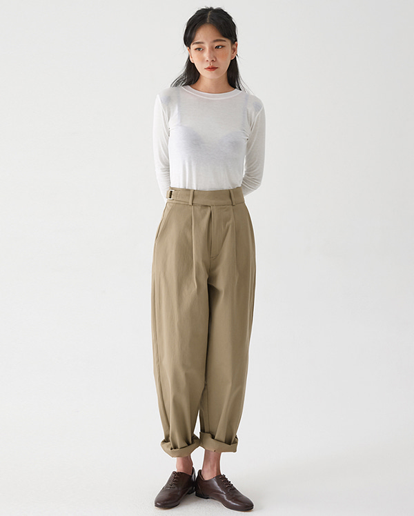 de mind wide pants (s, m)