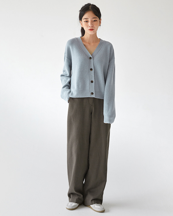 gloria long wide pants