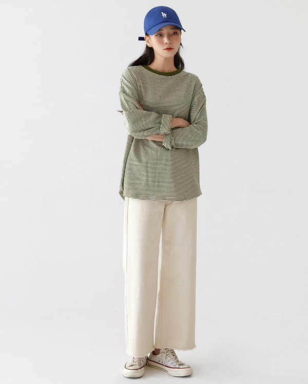 day all wide pants (s, m, l)
