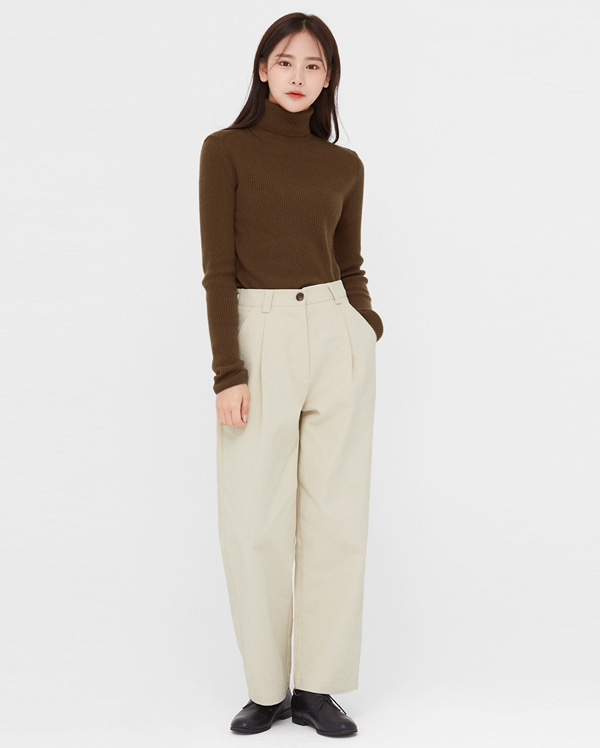 howell pintuck cotton pants